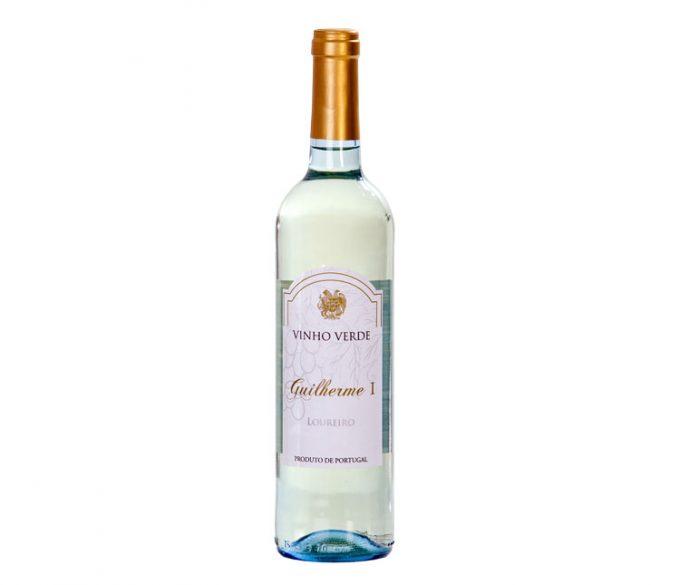 Vinho Verde Branco Monocasta Loureiro DosPereiras Guilherme I