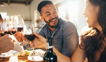 Os erros mais cometidos ao beber vinho sem experiência